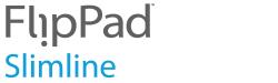 FlipPad Slimline Logo