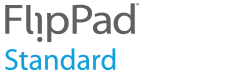 FlipPad Standard Logo