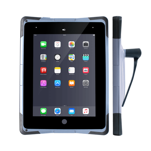 FlipPad Secure Medical iPad Cases
